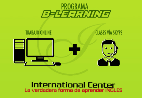 Cursos de Inglés At Institute