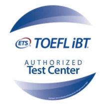 Centro acreditado por la ETS para la rendición del examen internacional TOEFL
